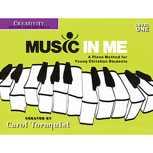 Music in Me - A Piano Method for Young Christian Students