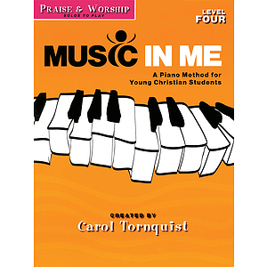 Praise & Worship - Level 4: Solos to Play