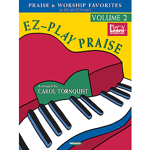 EZ-Play Praise, Volume 2
