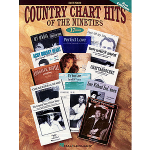 Country Chart Hits of the Nineties - 2nd Edition