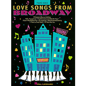 Love Songs from Broadway