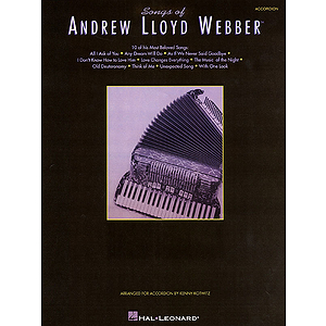 Songs of Andrew Lloyd Webber