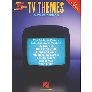TV Theme Songs - 2nd Edition