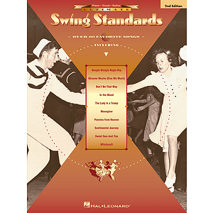 Ultimate Swing Standards - 2nd Edition
