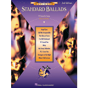 Ultimate Standard Ballads - 2nd Edition