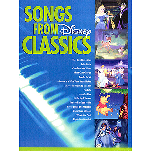 Songs from Disney Classics