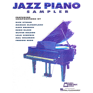 Jazz Piano Sampler