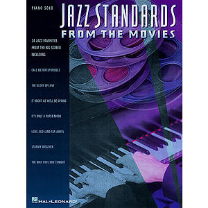 Jazz Standards from the Movies