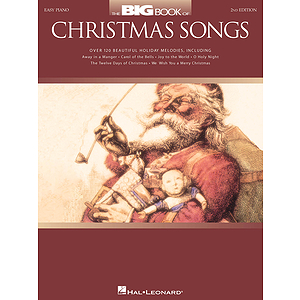 The Big Book of Christmas Songs - 2nd Edition