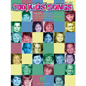 100 Kids&#039; Songs