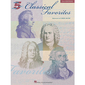 Classical Favorites - 2nd Edition