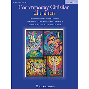 Contemporary Christian Christmas - 2nd Edition