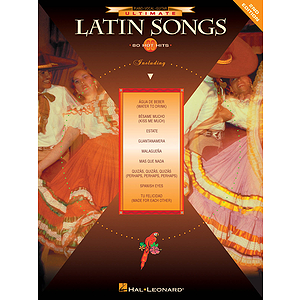 Ultimate Latin Songs - 2nd Edition