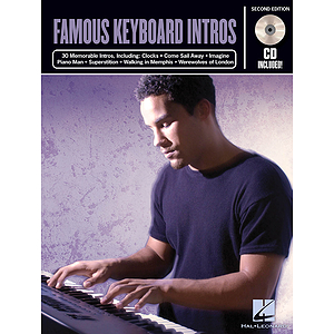 Famous Keyboard Intros - 2nd Edition