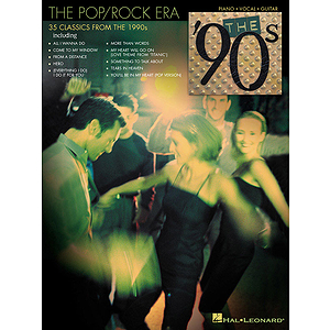 The Pop/Rock Era: The '90s