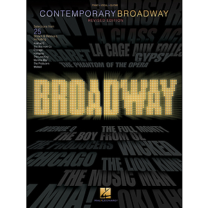 Contemporary Broadway - Revised Edition