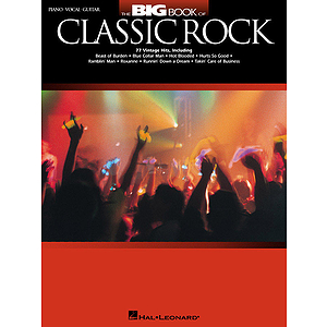 The Big Book of Classic Rock