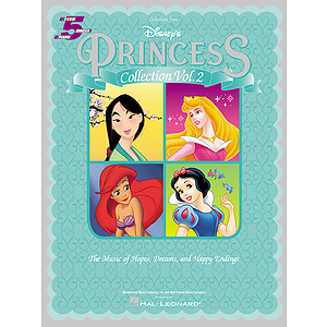 Selections from Disney's Princess Collection Vol. 2