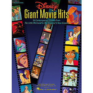 Disney Giant Movie Hits