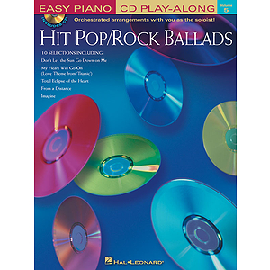 Hit Pop/Rock Ballads