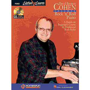 David Bennett Cohen Teaches Rock&#039;n&#039;Roll Piano