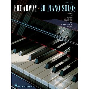 Broadway - 20 Piano Solos