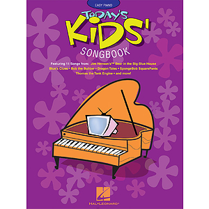 Today&#039;s Kids&#039; Songbook
