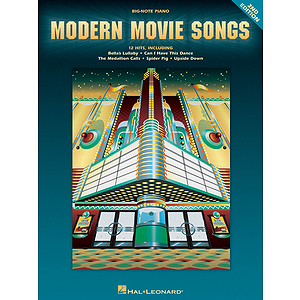 Modern Movie Songs - 2nd Edition