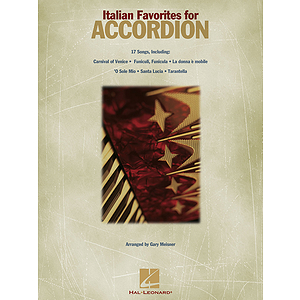 Italian Songs for Accordion