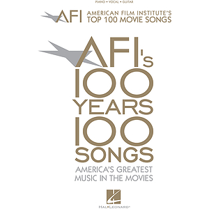 American Film Institute's 100 Years, 100 Songs