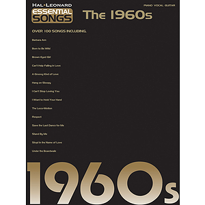 Essential Songs - The 1960s