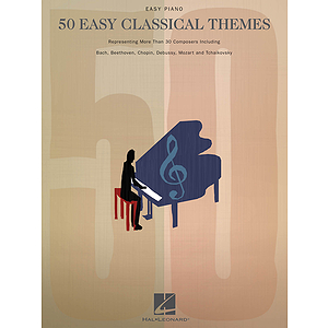 50 Easy Classical Themes