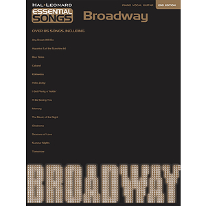 Essential Songs - Broadway
