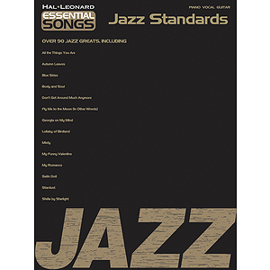Essential Songs - Jazz Standards