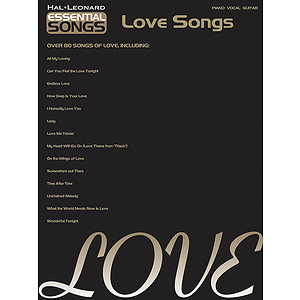 Essential Songs - Love Songs