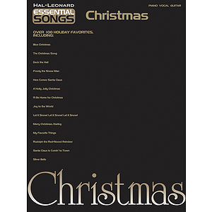 Essential Songs - Christmas