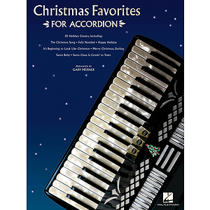 Christmas Favorites for Accordion