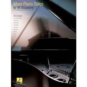 More Piano Solos for All Occasions