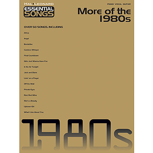Essential Songs - More of the 1980s