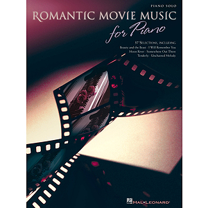 Romantic Movie Music for Piano