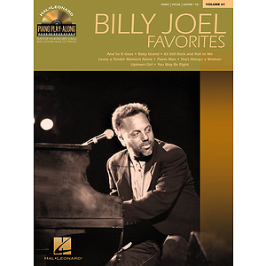 Billy Joel Favorites
