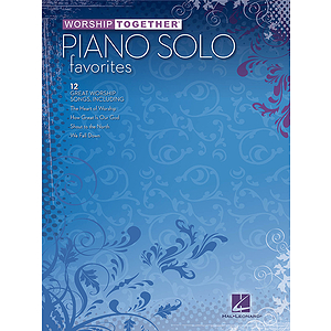 Worship Together Piano Solo Favorites