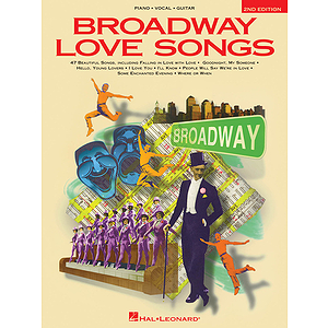 Broadway Love Songs - 2nd Edition