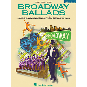 Broadway Ballads - 2nd Edition