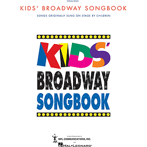Kids' Broadway Songbook (Book only)