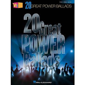 VH1's 20 Great Power Ballads