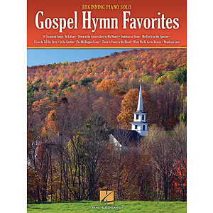 Gospel Hymn Favorites