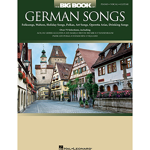 The Big Book of German Songs