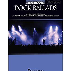 The Big Book of Rock Ballads