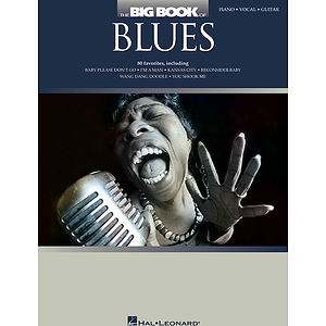 The Big Book of Blues